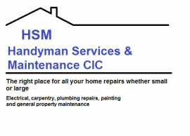 Handyman Services & Maintenance CIC